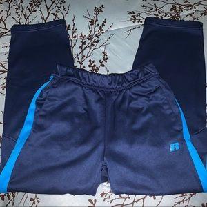 Russell Brand Boys Athletic Pants; Sz L(10-12)